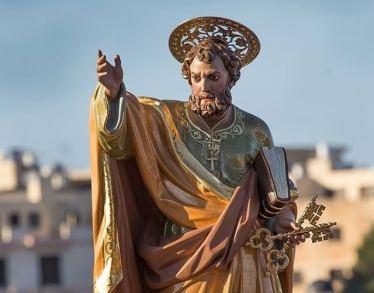 San Pietru fil-Ktajjen (Ritratt - Anthony Xuereb)