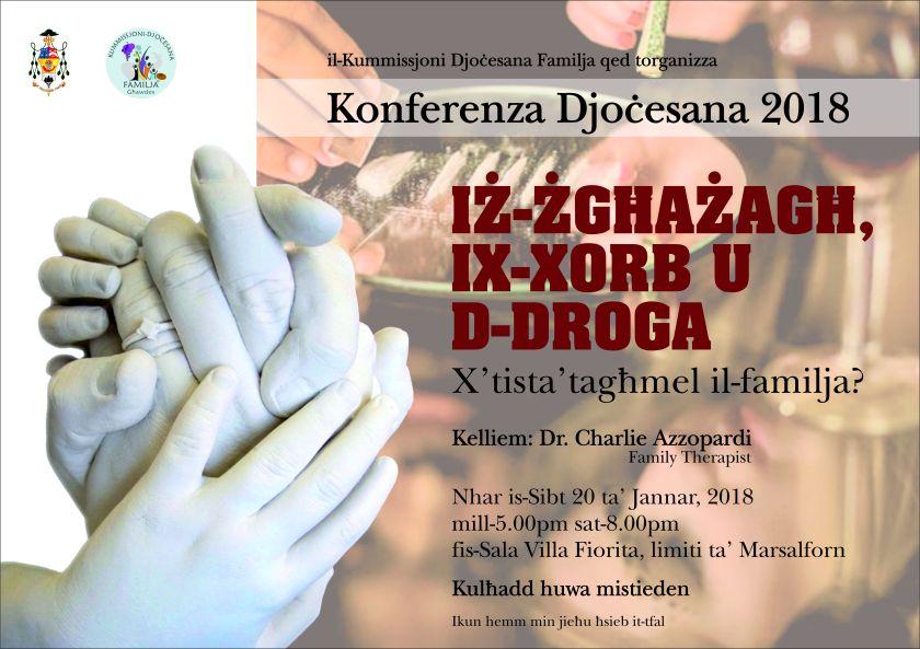 Poster Konferenza 2018