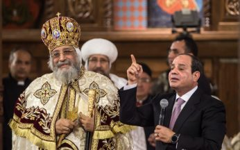 EGYPT-RELIGION-COPTIC-CHRISTMAS