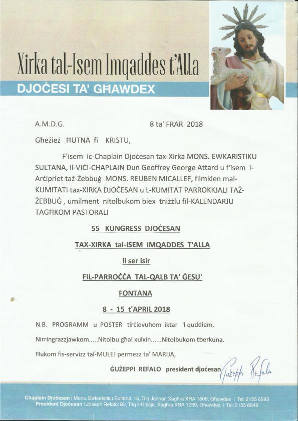 Xirka 2018