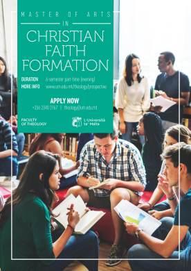 christian faith formation