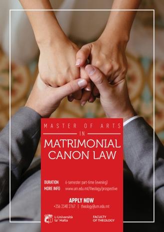 matrimonial canon law