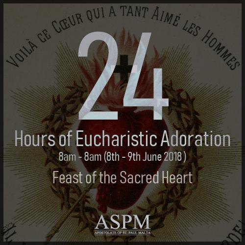 Sacred Heart Adoration