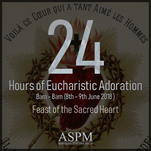 Sacred Heart Adoration