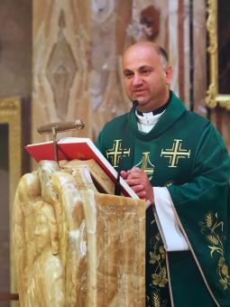 Rev. John Sultana
