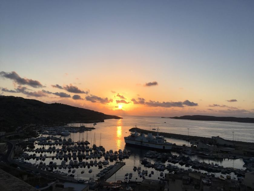 Tlugħ ix-xemx Lourdes 2