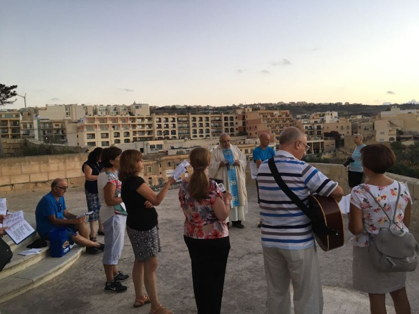 Tlugħ ix-xemx Lourdes 6
