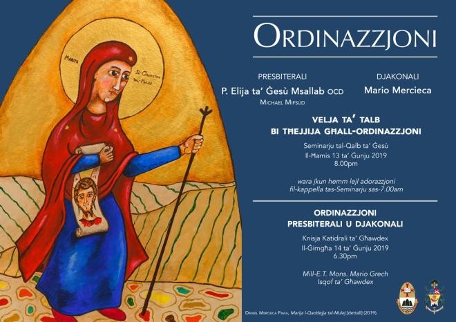 2019 06 14 Ordinazzjoni Presbiterali