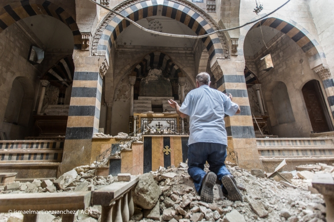 Mission ACN Syria - June 2018