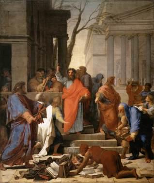 Pawlu jipprietka f'Efesu.jpg
