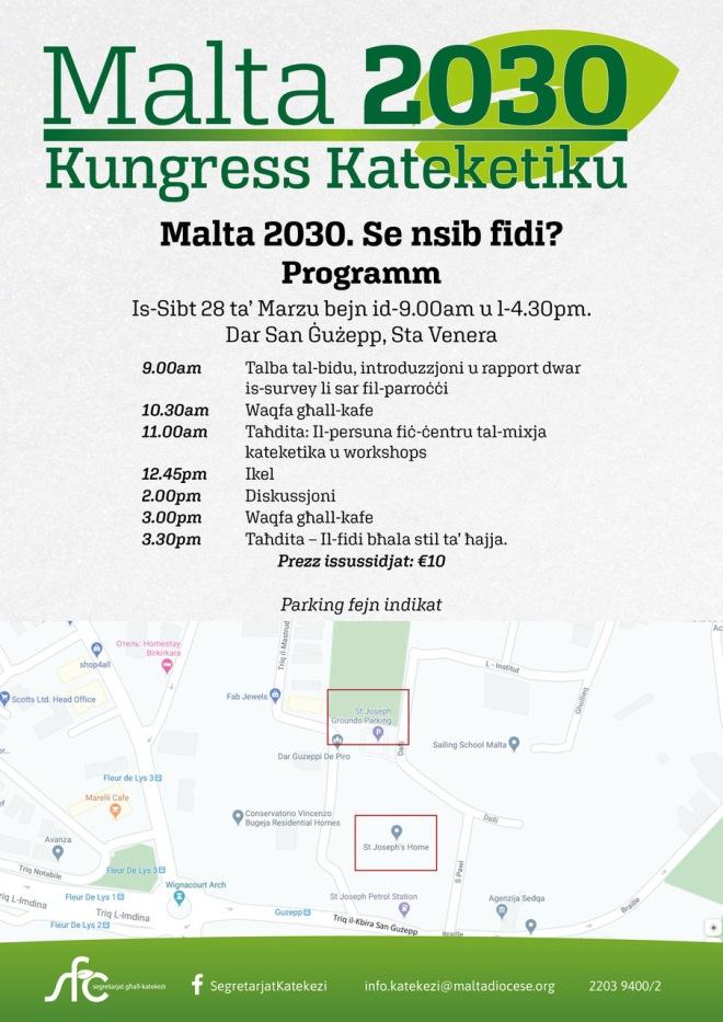 Kungress Kateketiku Programm