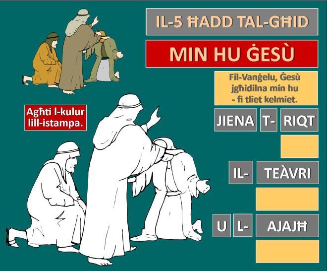 5 Hadd tal-Ghid
